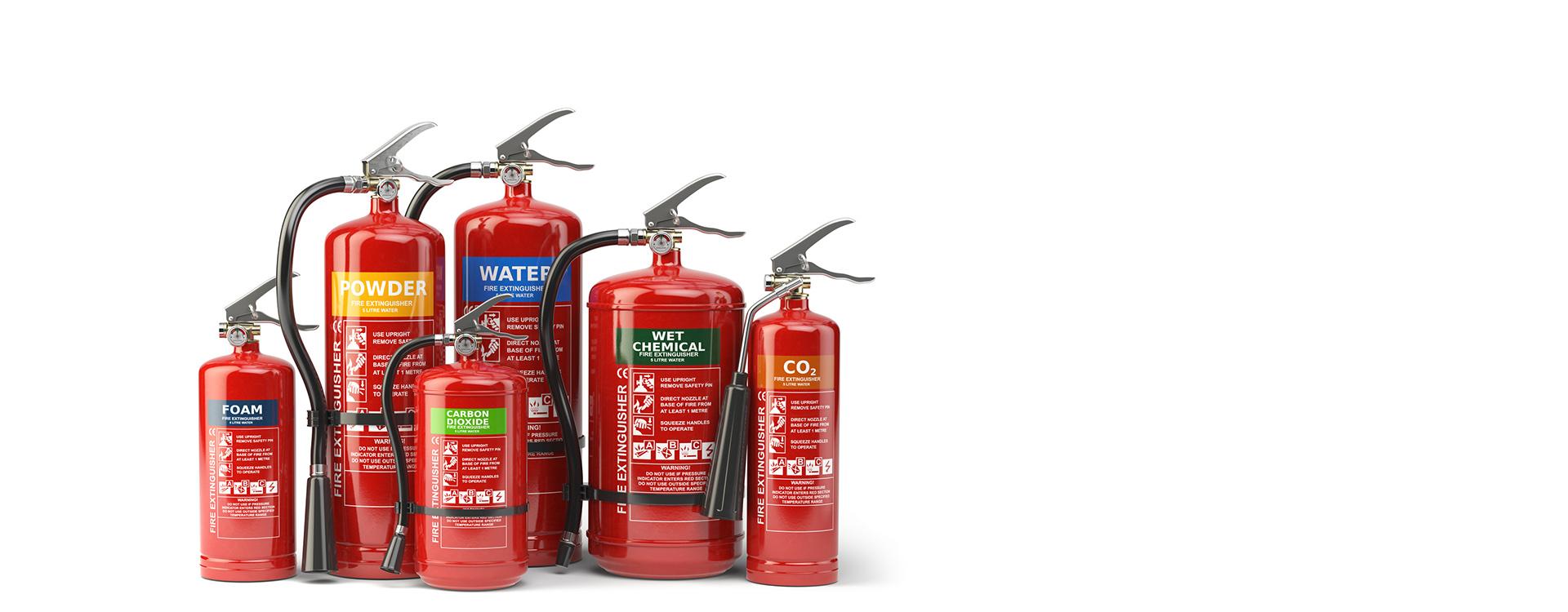 Sprzedaż urządzeń przeciwpożarowych
